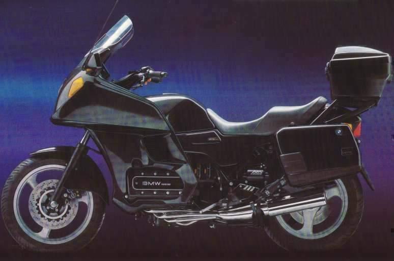 BMW K 11000LT 16V technical specifications
